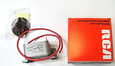 RCA SK3906 - 12kV In / 30kV Out High Voltage Multiplier 5-Step Tripler, NOS