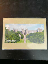 2017 Windsor Castle set of PHQ cards. PHQ 425. Sealed in packet.