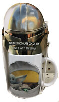 The Child Mug Star Wars the Mandalorian Ceramic Coffee Cup with Hot Cocoa Mix