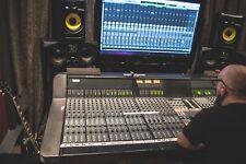 Euphonix CS2000 48 fader recording console