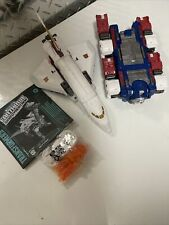 Transformers Generations War for Cybertron Earthrise Leader Sky Lynx Opened 2020