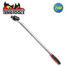 Teng Tools 18in 1/2in Square Drive Flexible Swivel Handle Breaker Bar 450mm 1201