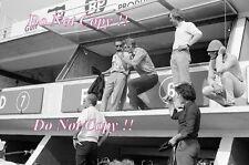 Steve McQueen Le Mans Film Ritratto Fotografia 1971 18