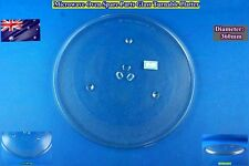 Microwave Oven Glass Turntable Platter 360mm Suits Many Brand (E) LOCAL PICKUP
