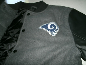 NFL Los Angeles Rams Youth Bomber Jacket