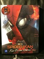 Spider-Man Far From Home 4K + 2D Blu-Ray Steelbook Full Slip A2 Weet Collection