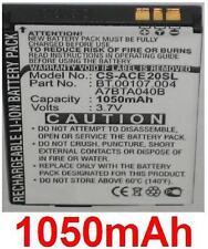 Batterie 1050mAh Pour ACER beTouch E200, L1, A7BTA040B, BT.00107.004
