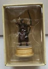 New Nib The Lotr Chess Collection White Pawn : Damrod Eaglemoss