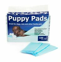 "Puppy Training Pad Heavy Absorbency 22 x 22"" from Cypress TP2222B 100 ct"