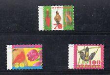 Holanda Flora Serie del año 1996 (DB-866)