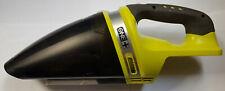 Ryobi 18V cordless handheld vacuum