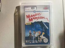 VGA UKG u95 SIGILLATO Maniac Mansion PAL Nuovo B SPAGNA Nintendo NES