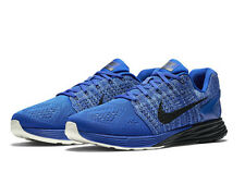 b2beb948c4b17 ... Nike Lunarglide 7 Blue New Mens 100% Authentic Running Trainers Shoes .