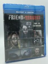 Friend Request  [2018] Blu-ray+Digital HD