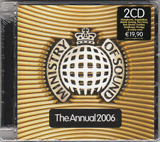 MINISTRY OF SOUND - THE ANNUAL 2006 - 2 CD (NUOVO SIGILLATO)
