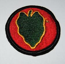 US Aufnäher Patch 24th DIVISION Abzeichen Vietnam Uniform WK2 WW2