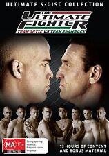 UFC - Ultimate Fighter : Season 3  Ortiz vs Shamrock(DVD, 2013, 5-Disc Set) Reg4