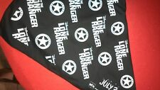 THEATRICAL 4 PACK OF LONE RANGER BANDANAS  NEVER USED