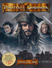 """Pirates of the Caribbean"" Annual 2008, , Used; Good Book"