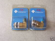 Professional FJC R12 to R134A Service Couplers