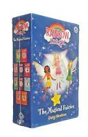Rainbow Magic Fairies The Magical Fairies 10 Books Box Set Daisy Meadows New
