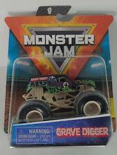 2020 Monster Jam Series 10 Monster Truck  - GRAVE DIGGER 1:64