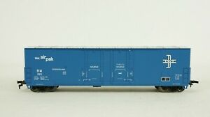 Atlas RTR HO Scale Boston & Maine B&M Evans Double Plug Door Box Car 1755-1 V16