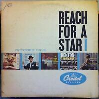 CAPITOL 1960 OCTOBER SAMPLER reach for a star LP VG+ Promo PRO 1665/1666 Vinyl