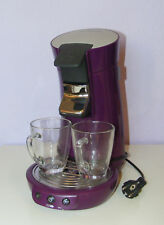 Philips Senseo VIVA Kaffeepadmaschine **Lila Edition** Top Zustand
