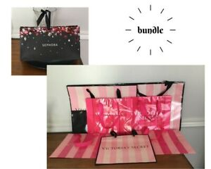 Victoria's Secret/Sephora Bag Bundle w/2 Free Bags