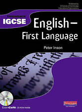 Heinemann Igcse English First Language. Student Book-ExLibrary