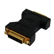 DVI - I 24+5 Coupler Adaptor Connector Female to Female V2S7 H1O5