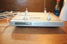 Sony ICF-CD553RM Under Cabinet Kitchen CD Player Clock Radio AM/FM No Remote