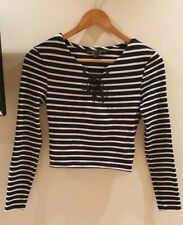 98c48601b69 TopShop Size Petite crop Tops & Shirts for Women for sale   eBay