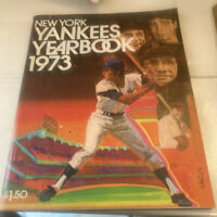 1973 New York Yankees Baseball Team Yearbook, MINT Special Edition 50 Years