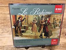Puccini La Boheme ECD CD Oct-2009 2 Discs, EMI Classics Giacomo 1858-1924 CD