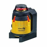 NEW  Stabila Self Levelling Multi-Line Laser LAX400