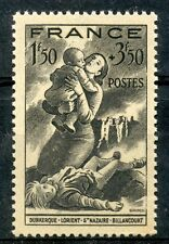 STAMP / TIMBRE FRANCE NEUF N° 584 ** SECOURS NATIONAL