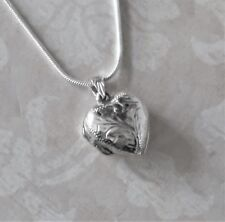 Sterling Silver Small heart Locket  SS052