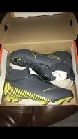 NIKE MERCURIAL JR SUPERFLY 6 ELITE FG YOUTH SOCCER CLEATS AH7340-070 SIZE 5Y