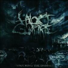 Halo Of Gunfire - Conjuring The Damned CD #59723