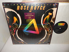 ROSE ROYCE Rainbow Connection IV 1979 Whtfield 3387 Shrink funk soul LP NM nice!