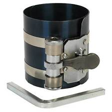 Sealey Motor Pistón Anillo trinquete Compresor clamp-75mm diameter-60-125mm - vs155