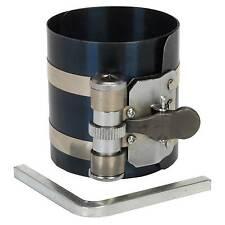 Sealey Engine Piston Ring Ratchet Compressor Clamp-75mm Diameter-60-125mm- VS155