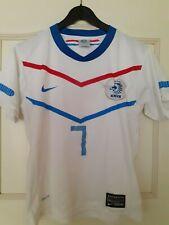 Football / Soccer Shirt from Arjen Robben - Netherlands, Size: XS, KNVB, NikeFit