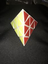 Magic Cube Pyramid Fast Speed Smooth Pyraminx Triangle Twist Puzzle Kid Toy Gift