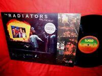 THE RADIATORS Feel The Heat LP 1980 AUSTRALIA MINT- First Pressing Inner