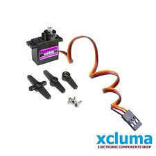 XCLUMA MG90S METAL GEAR MICRO TOWER PRO SERVO BOAT CAR PLANE HELICOPTER BE0038