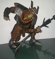 Mcfarlane Ultima Online Warlord Kabur Figure Loose and Complete