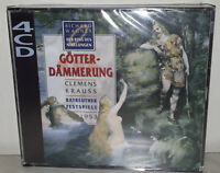 4 CD WAGNER - GOTTERDAMMERUNG - NUOVO NEW